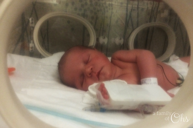 The day our family changed forever. Read Maddison's birth story here.